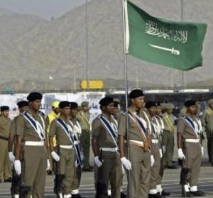 Tentera Saudi