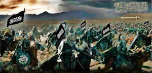 Pasukan Bersama Panji-Panji Hitam Dari Timur